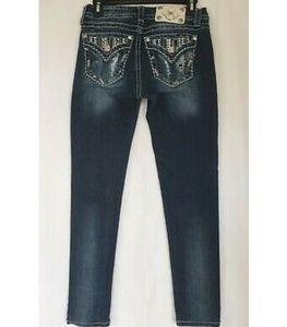 Miss Me Standard Skinny Stretch Jeans 27 X 29
